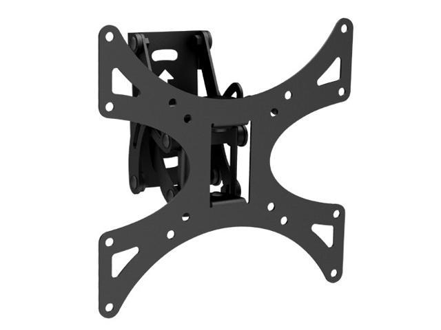 Mount-it Adjustable Swivel Swiveling Tilt Tilting Articulating Full Motion TV Wall Mount Bracket VESA 75x75 100x100 200x100 200x200