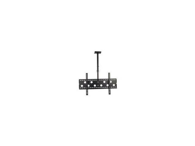 "Mount-it! MI-501B, Adjustable, Ceiling TV Mount that Tilts, Swivel and Extends up 31.5 inches for Flat Screen TV's (32"" to 60"")."