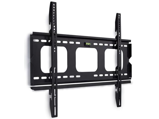 Mount-It! Low Profile Plasma & LCD TV Mount compatible with Samsung, Sony, LG, Panasonic, Vizio TVs from 32-60