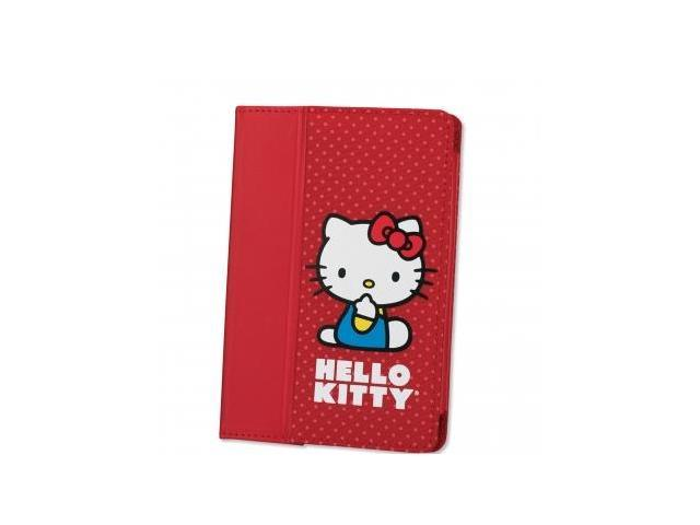 Hello Kitty Folio Case for iPad 2 and iPad 3rd gen- Red