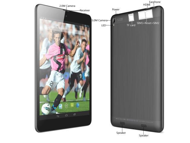 Black BW1 Numy 3G Android 4.2 capacitive IPS touchscreen MTK8389 ARMV7 Quad-core 1.2GHz 1GB RAM 8GB Nand Flash GPS, Bluetooth, Wi-Fi, Auto-focus ...