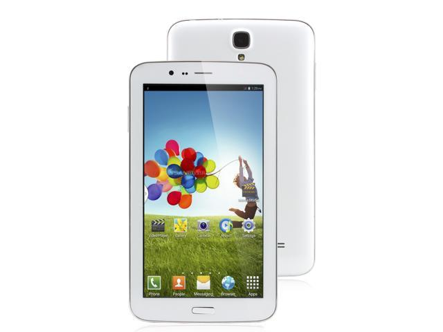 7inch Sanei G706 3G WCDMA Phone Call Tablet PC Dual Core IPS Screen MTK8312 Android 4.2 tablet GPS Dual SIM 8GB ROM Bluetooth Phablet WiFi ...