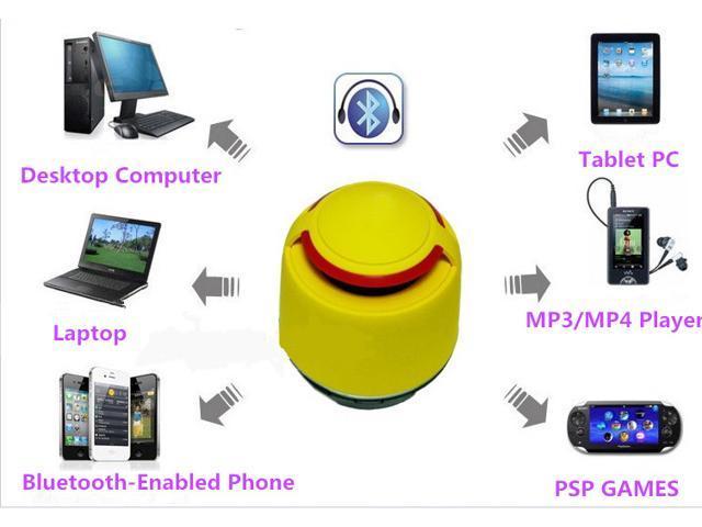 MUSIC S05 Mini Wireless Bluetooth Speaker portable handsfree Audio Super Bass TF card HIFI calls Speakers For iPhone5 5S 5C S4 Note3 Phones