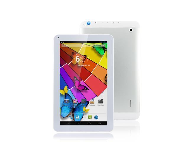 10.1 Inch 3G Phone Call tablet PC Quad Core Android 4.2 1GB RAM 8GB ROM MTK8382 1.2GHz Bluetooth MIC OTG GPS Webcam Dual Camera Dual ...