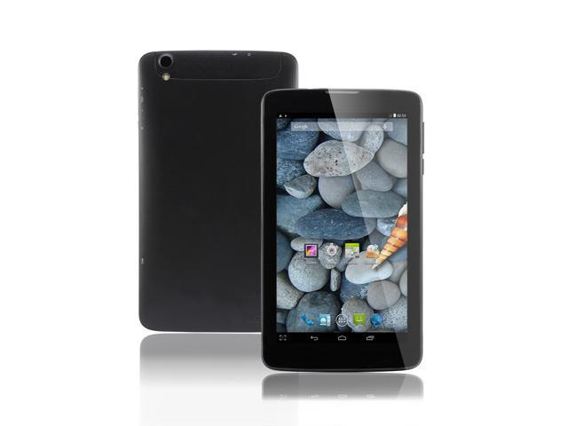 7 inch 3G Phone Call tablet pc Quad core Android 4.4 Kitkat Tablet MTK 8382 512MB RAM 8G ROM TV Dual Camera GPS bluetooth 1024*600 ...