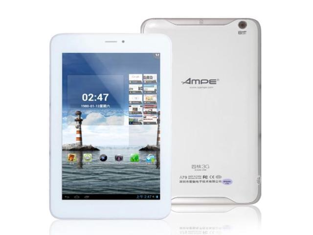 Ampe A79 3G Quad core Tablet PC 7