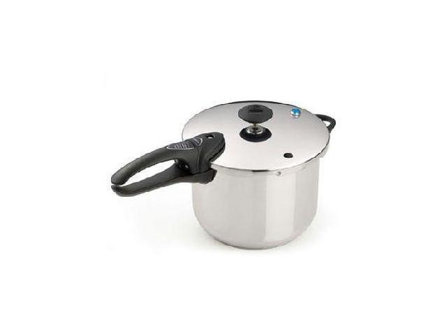 6 Qt. S/S Pressure Cooker Delx