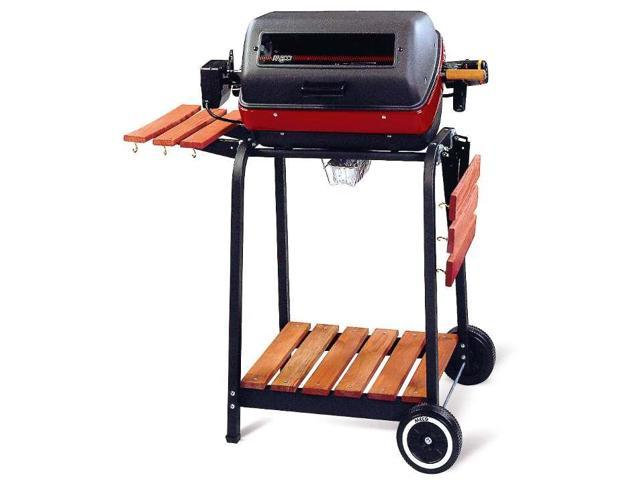 Deluxe Electric Grill Cart