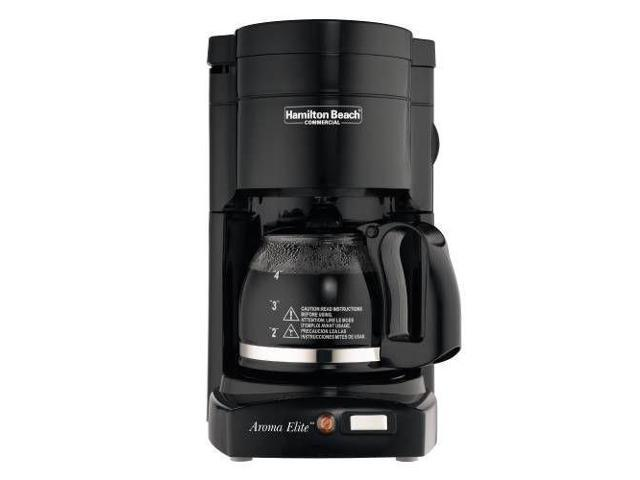 Commercial Coffee Maker 4Cup