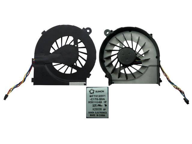 4 PIN New CPU cooling fan for HP Pavilion g4-1135dx g4-1137ca g4-1164ca g4-1167ca g4-1204nr g4-1207nr g4-1213nr g4-1215dx g4-1226nr g4-1229dx ...
