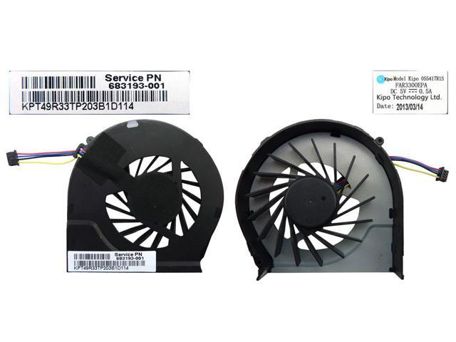 4 PIN New Laptop CPU cooling fan for HP Pavilion g6-2268ca g6-2269wm g6-2270dx g6-2278dx g6-2279wm g6-2284ca g6-2288ca g6-2290ca g6-2291nr