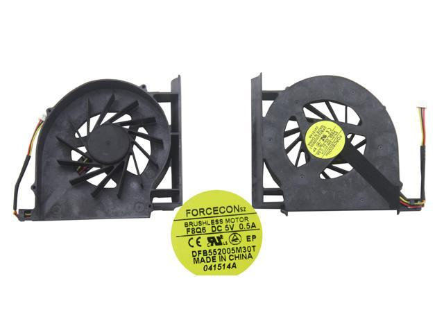 3 PIN New laptop CPU cooling fan for HP G61-110EA G61-410EB G61-420EB