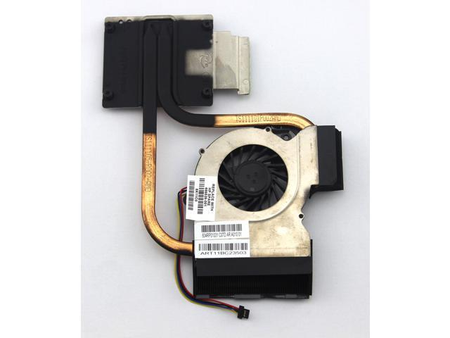 4 PIN New Laptop CPU cooling fan & heatsink (AMD and Integrated graphics) for HP 665277-001