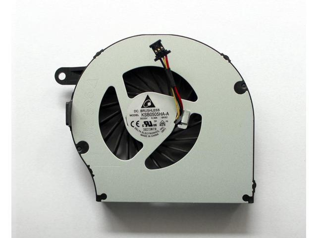 3 PIN New Laptop CPU cooling fan for HP Compaq Presario CQ62-a00