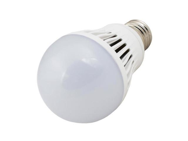 BattPit: *Pack of 3* A19 LED Light Bulb E26 Base 7W (Equivalent to 50W) 650 Lumen Soft White 3000K 1 Year Warranty