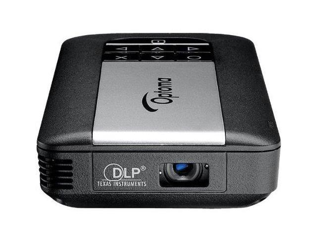 Optoma PK120, LED, Pico Pocket Projector