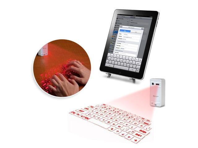 Atongm FWLK1 Magic Newest Wireless Mini Bluetooth Virtual Projection Laser Keyboard for iphone6/5 Samsung S4 S5 Note4 Sony Xperia SP Z3 DOOGEE ...