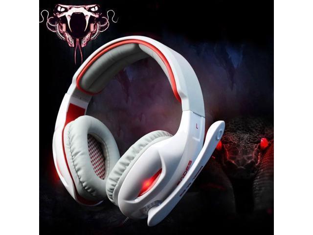 Sades SA - 902 7.1 Surround Sound USB Gaming Headset with Mic Volume Control