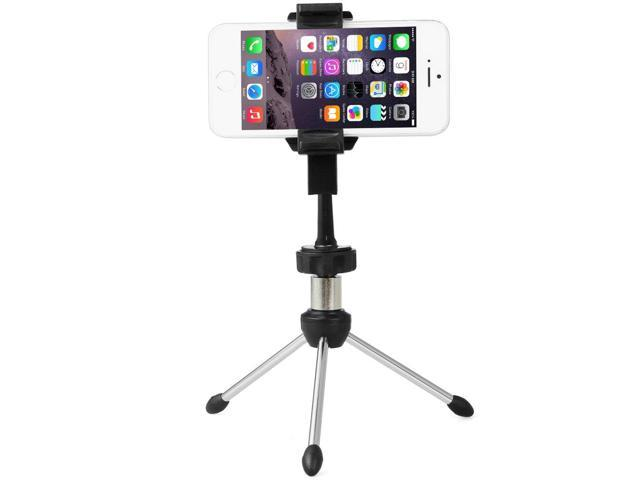 Universal Adjustable Cell Phone Holder Tripod Mount with Rotatable Clip Stand for iPhone 6 / 6 Plus 4 4S 5 Blackberry, LG, iPhone 6, MOTO, ...