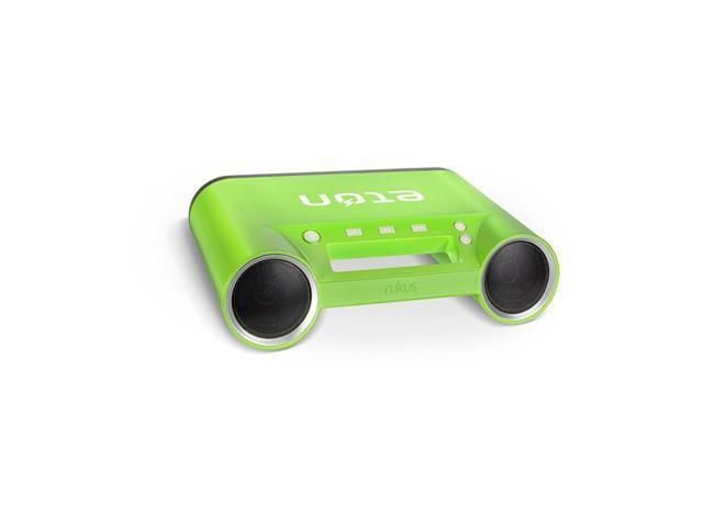 Eton Rukus Portable Bluetooth Wireless Speaker - Green