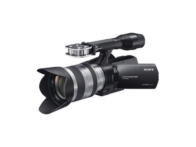 Sony Handycam NEXVG20 Digital Camcorder - 3