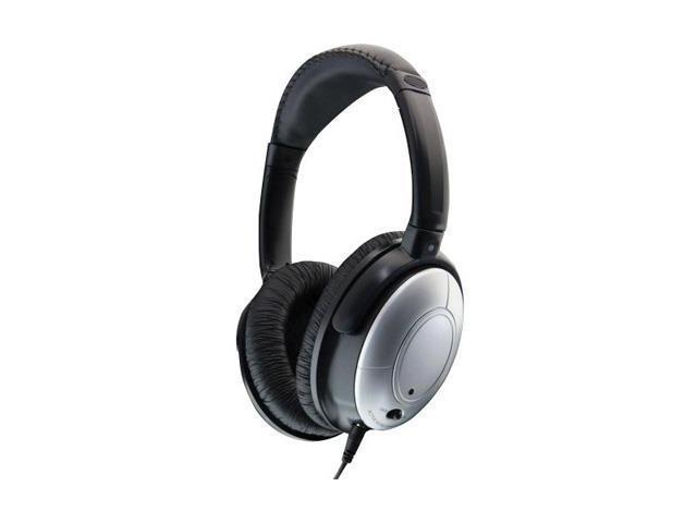 iLive iAHN82B Noise Cancelling Headphones