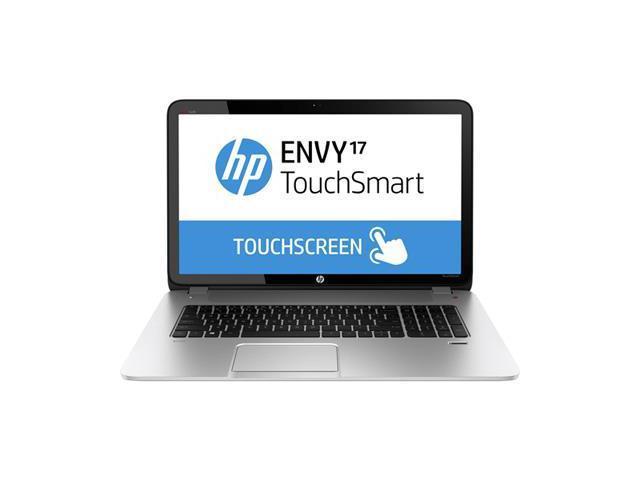HP ENVY 17-j140us (F9M13UA#ABA) Notebook Intel Core i7 4710MQ (2.50GHz) 12GB Memory 1 TB + 8 GB SSHD HDD Intel HD Graphics 4600 17.3