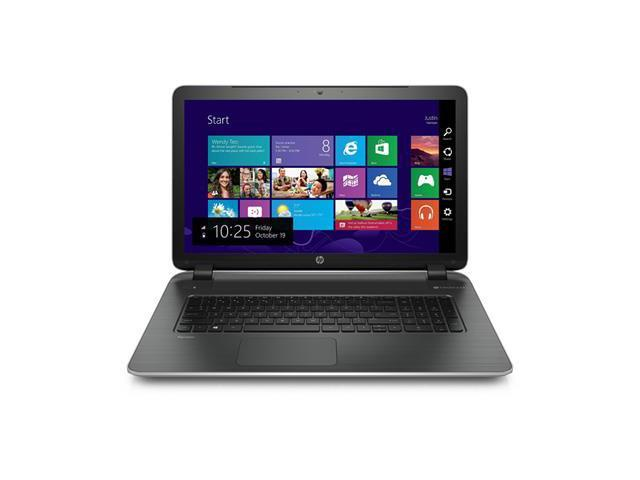 HP Pavilion 17-f140nr 17.3-inch Core i3-4005U 6GB 500GB Windows 8.1 Laptop