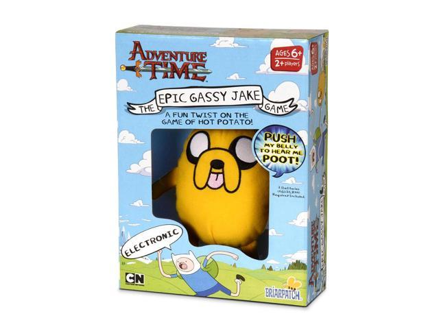 Adventure Time Epic Gassy Jake Game