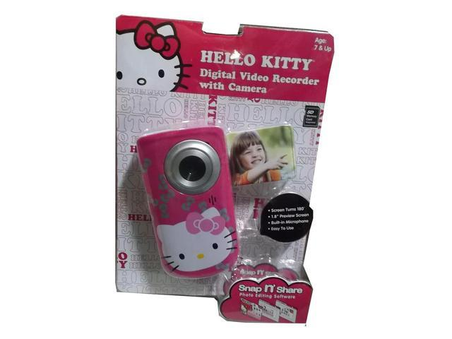 Hello Kitty Digital Video Recorder
