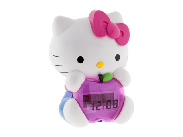 Hello Kitty LCD Alarm Clock