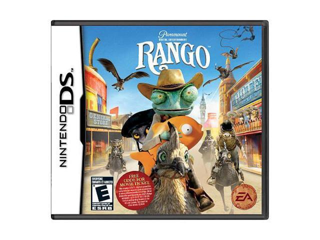 Rango for Nintendo DS #zMC