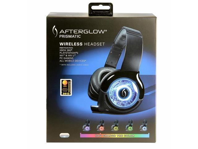 After Glow Prismatic Wireless Headset