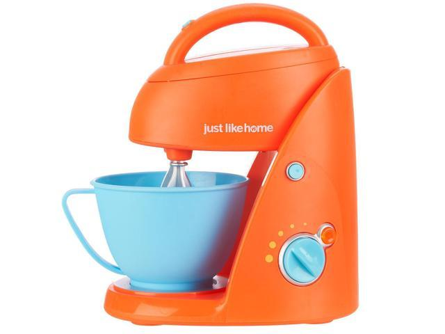 Just Like Home Stand Mixer - Red