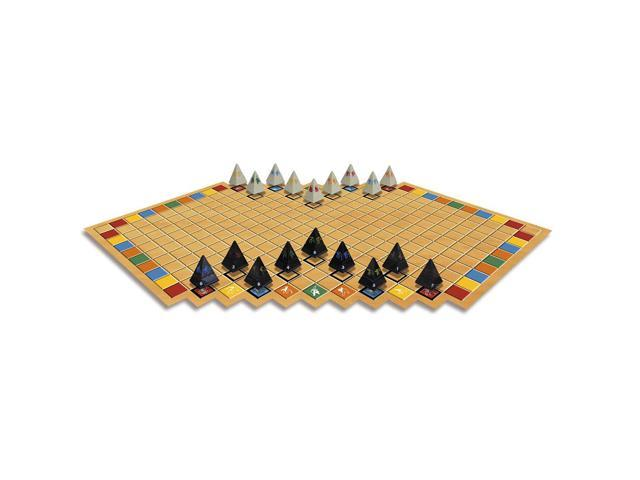 Battle of the Pyramids Board Game