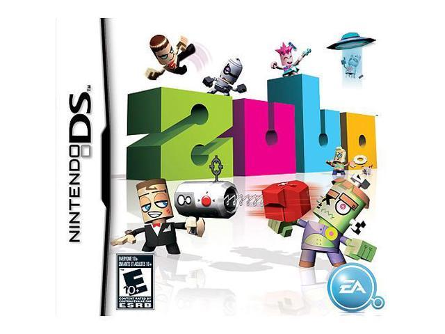 Zubo for Nintendo DS