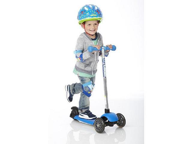Y Glider Deluxe Scooter- Blue