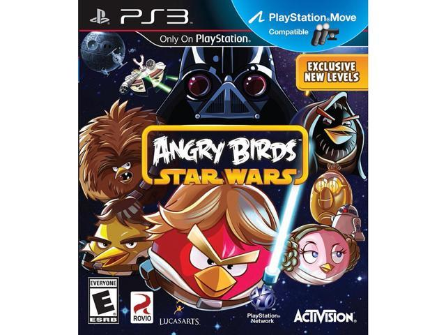 Angry Birds Star Wars for Sony PS3