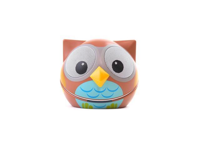 Zoo Tunes Mobile Bluetooth Speaker - Owl
