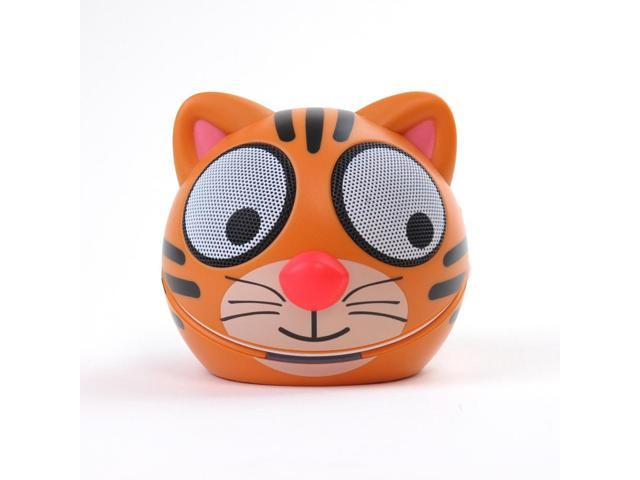 Zoo Tunes Mobile Bluetooth Speaker - Tiger