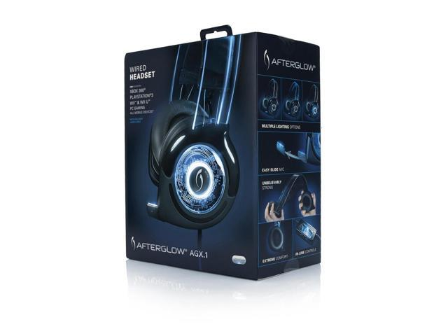 Afterglow Wired Headset - Blue