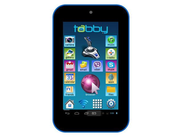 Tabby Gamer 5.1 inch Android Tablet
