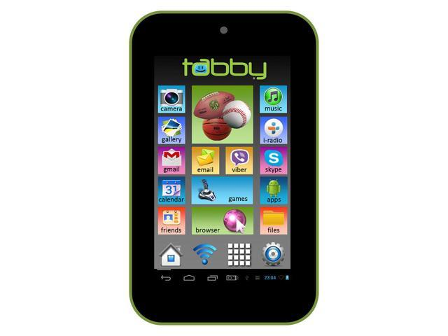 Tabby Sports 5.1 inch Android Tablet