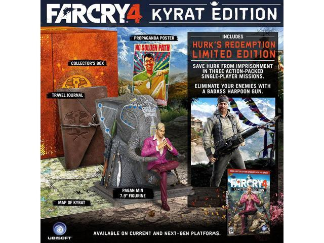 Far Cry 4 Collector's Edition for Xbox 360