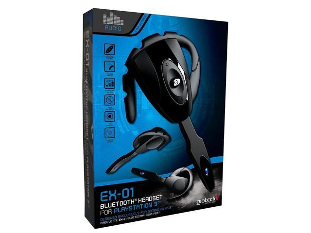 Gioteck EX-01 Bluetooth Headset for Sony PS3