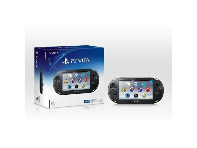 Playstation Vita with WiFi - Black