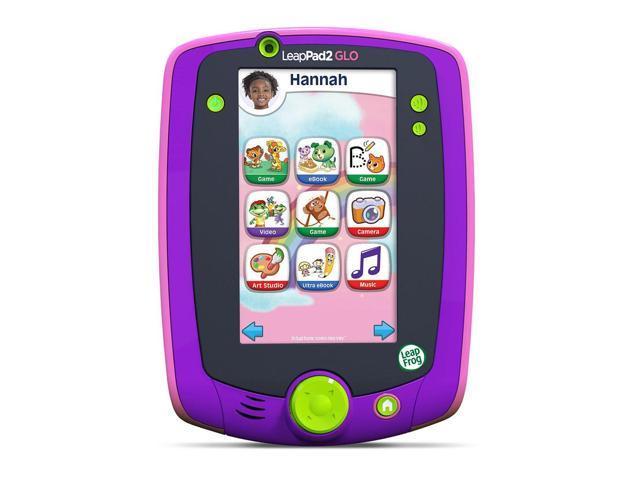 LeapFrog LeapPad Glo Learning Tablet - Purple
