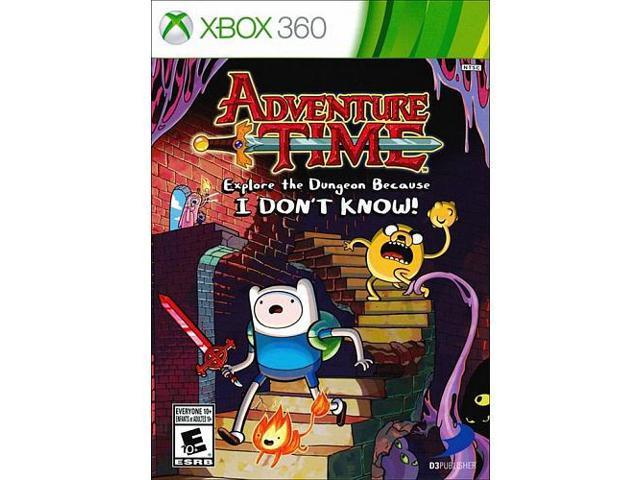 Adventure Time: I Dont Know For Xbox 360
