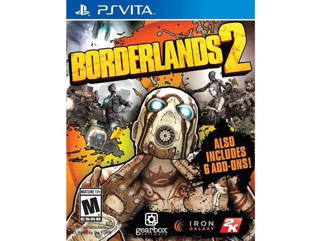 Vita Borderlands 2 for Sony PlayStation Vita