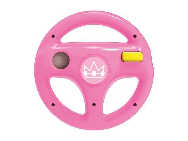 Mario Kart Racing Wheel for Nintendo Wii U- Peach
